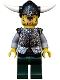 Minifig No: vik010  Name: Viking Warrior 4b