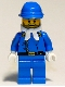 Minifig No: ww004  Name: Cavalry Lieutenant with Cavalry Cap and Bandana