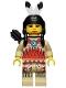 Minifig No: ww018  Name: Indian Female, Quiver