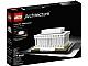 Lot ID: 101658010  Original Box No: 21022  Name: Lincoln Memorial