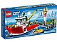 Lot ID: 144335221  Original Box No: 60109  Name: Fire Boat