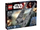 Lot ID: 183234355  Original Box No: 75104  Name: Kylo Ren's Command Shuttle