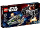 Lot ID: 109923275  Original Box No: 75150  Name: Vader's TIE Advanced vs. A-Wing Starfighter