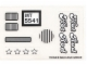 Part No: 10151stk01  Name: Sticker for Set 10151 - (170155)