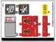 Part No: 10263stk01  Name: Sticker for Set 10263 - (37419/6218101)