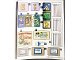 Part No: 10292stk01  Name: Sticker Sheet for Set 10292 - (80540/6364587)