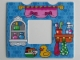 Part No: 13586pb02  Name: Paper, Duplo Wallpaper with Bathroom Interior Pattern (fits inside 11335)