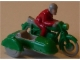 Part No: 270pb03  Name: HO Scale, Motorcycle with Sidecar Long Racing