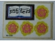 Part No: 293stk01  Name: Sticker Sheet for Set 293 - (003503)
