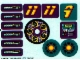 Part No: 3038stk01  Name: Sticker for Set 3038 - (4114354/71824)