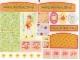 Part No: 3118stk01  Name: Sticker for Set 3118 - Sheet 1, Cabinet Panels, Decor (72995/4120459)