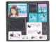 Part No: 3187stk01  Name: Sticker Sheet for Set 3187, Mirrored - (95458/4620858)