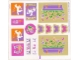 Part No: 3189stk01  Name: Sticker Sheet for Set 3189 - (10095459/4620859)