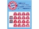 Part No: 3420.2stk01  Name: Sticker Sheet for Set 3420-2