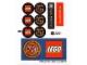 Part No: 3579stk01  Name: Sticker Sheet for Set 3579 - (49885/4225343)