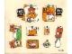 Part No: 3667stk01  Name: Sticker Sheet for Set 3667 - (194035)