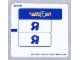 Part No: 40144stk01  Name: Sticker Sheet for Set 40144 - (22300/6121951)