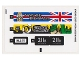 Part No: 40220stk01a  Name: Sticker Sheet for Set 40220 - (26661/6152075)