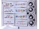 Part No: 40226stk01  Name: Sticker Sheet for Set 40226 - (27106/6155616)