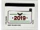 Part No: 40337stk01  Name: Sticker Sheet for Set 40337 - (59599/6271733)