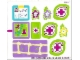 Part No: 41038stk01  Name: Sticker Sheet for Set 41038 - (17792/6076022)