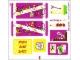Part No: 41039stk01  Name: Sticker Sheet for Set 41039 - (16452/6061414)