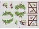 Part No: 41054stk01a  Name: Sticker Sheet for Set 41054 - Sheet 1, Transparent Background Version - (16558/6062159)