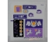 Part No: 41057stk01  Name: Sticker for Set 41057 - (16455/6061420)
