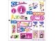 Part No: 41058stk01  Name: Sticker Sheet for Set 41058 - Sheet 1 (17797/6076030)