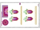 Part No: 41061stk01b  Name: Sticker Sheet for Set 41061 - North American Version - (20209/6103878)