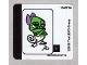 Part No: 41156stk01  Name: Sticker Sheet for Set 41156 - (38700/6226774)