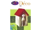 Part No: 4120941  Name: Paper, Scala Accessories 'Deco Magazine No. 8' with Cardboard Punch-outs (Set 3110)