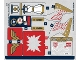 Part No: 41235stk01  Name: Sticker Sheet for Set 41235 - (31813/6179354)