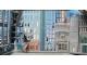 Part No: 4130630  Name: Paper Cardboard Backdrop for Set 1349 (Destroyed City)