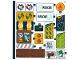 Part No: 41381stk01  Name: Sticker Sheet for Set 41381 - (50448/6257622)