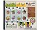 Part No: 41393stk01  Name: Sticker Sheet for Set 41393 - (66430/6288022)