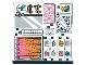 Part No: 41427stk01  Name: Sticker Sheet for Set 41427 - (67372/6296558)