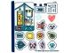 Part No: 41436stk01  Name: Sticker Sheet for Set 41436 - (67815/6299794)