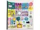 Part No: 41450stk01  Name: Sticker Sheet for Set 41450 - (72760/6325203)