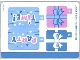 Part No: 41453stk01  Name: Sticker Sheet for Set 41453 - (39041/6230043)