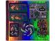 Part No: 41689stk01  Name: Sticker Sheet for Set 41689 - Sheet 1, Iridescent Mirrored - (77532/6338037)