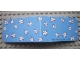 Part No: 4173823  Name: Paper, Duplo Card Windbreak with Flower Pattern