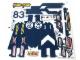 Part No: 41999stk01  Name: Sticker Sheet for Set 41999 - (16629/6062620)