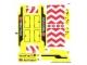 Part No: 42006stk01  Name: Sticker Sheet for Set 42006 - (13075/6023228)