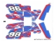 Part No: 42010stk01  Name: Sticker for Set 42010 - (13077/6023232)