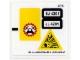 Part No: 4201stk01  Name: Sticker Sheet for Set 4201 - (10010490/6004734)