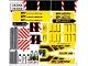 Part No: 42108stk01  Name: Sticker Sheet for Set 42108 - (65625/6283772)