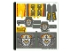 Part No: 42119stk01  Name: Sticker Sheet for Set 42119 - (72181/6323397)