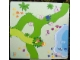 Part No: 4216597  Name: Paper, Duplo Playmat 18 x 18 with Play Park Pattern