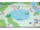 Part No: 4220205  Name: Paper, Duplo Playmat 24 x 22 with Dora & Diego's Animal Adventure Pattern
